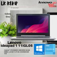 LENOVO Ideapad 1 11IGL05 SLIM  N4020 4GB RAM  64GB EMMC   WIN10  11
