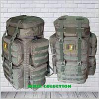 raider tas ransel army 100L super jumbo tas multifungsi