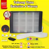 Tabung Tinta Infus Box 100ml Canon iP2770 MP287 MG2570s HP 2135 2336