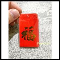 Angpao Imlek Mini Warna Merah Amplop Lebaran Hiasan – D1