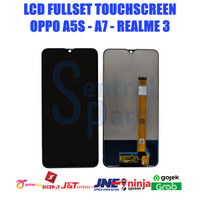 LCD OPPO A5s / A7 / REALME 3 FULLSET OEM CONTRAS MAIN GRADE AAA