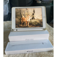 ipad mini 5 64gb + apple pencil like new