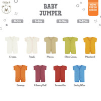 Little B By MacBear Jumper Bayi Unisex Basic Collection Little Ovral