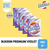 Sabun Colek Bukrim Premium Violet 180 gr - 5 Pcs