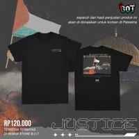 T-SHIRT B.O.T ( JUSTICE ) - 100% ORIGINAL