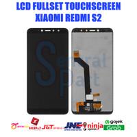 LCD XIAOMI REDMI S2 FULLSET OEM CONTRAS MAIN GRADE AAA - Hitam