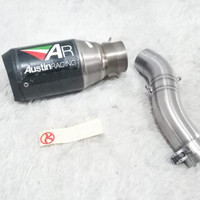 Knalpot AUSTIN Racing GP1R Slip On CBR250RR