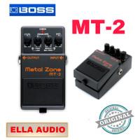 boss mt2 metal zone distortion efek gitar distorsi