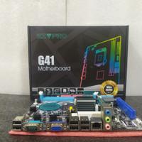 Motherboard G41 Ezpro Intel Socket Lga 775