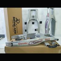 Swing Arm Vixion Sasis Vixion Replika KTM Panjang 66cm