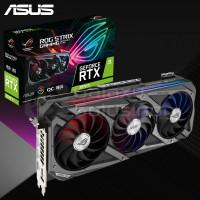 ASUS GeForce ROG STRIX RTX 3070 Ti OC 8GB GDDR6X - VGA RTX3070TI DDR6X