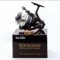 reel banax sx 5000