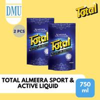 Sabun Detergent Cair Total Almeera Sport & Active Liquid 750 ml - 2 Pc