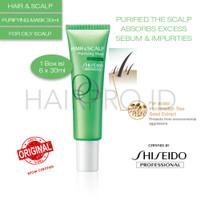 Shiseido Pro HAIR & SCALP PURIFYING MASK 6x30ml (for oily scalp)