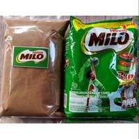 1 kg Susu coklat bubuk Milo 3 in 1 repack