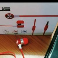 LAPTOP ASUS HEADSET MIC TELP BISA BRANDED HANDSFREE KABEL PC HANDPHONE