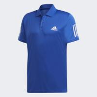Baju Tennis Pria Adidas 3-Stripe Club Polo - GI9291
