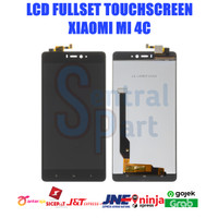 LCD XIAOMI MI 4C FULLSET TOUCHSCREEN OEM CONTRAS MAIN GRADE AAA
