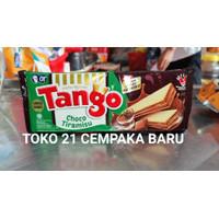 Tango Wafer Rasa Tiramisu Choco 130 gram | Tango Coklat Murah 130g