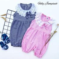 Felly Jumpsuit / Baju Bayi Perempuan Murah