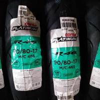 ban Motor sepasang CORSA PLATINUM R46 90/80-17 ring 17 soft compound