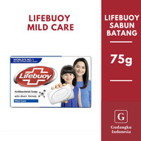 LIFEBUOY MILD CARE Sabun Batang 75 g