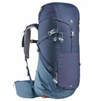 Quechua Backpack New MH500 30 L Biru Tua Decathlon