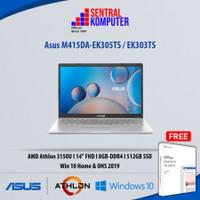 Asus M415DA-EK305TS EK303TS Athlon 3150U 8GB-512GB-Windows 10 Home