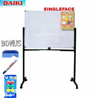 Daiki Whiteboard Standing Magnet - Single Face - 80x120cm