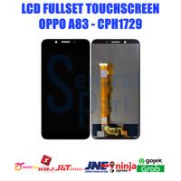 LCD OPPO A83 FULLSET TOUCHSCREEN OEM CONTRAS MAIN GRADE AAA - Hitam