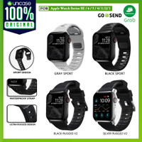 Strap Apple Watch 40mm / 38mm Nomad FKM Rugged Silicone Rubber Band