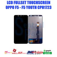 LCD OPPO F5 CPH1723 FULLSET TOUCHSCREEN CONTRAS MAIN GRADE AAA