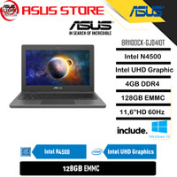 ASUS BR1100CK-GJ0410T N4500 4GB 128GB EMMC 11 HD NON TOUCH WIN10