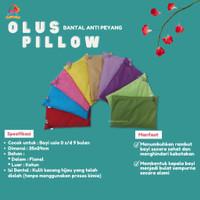 Olus pillow bantal peyang kulit kacang hijau