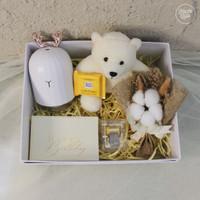 Yellow Themed Birthday Gift Box | Kado / Hadiah / Birthday Hampers