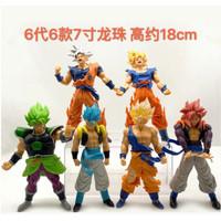 Goku Vegeta Gogeta Dragon ball Figure Set Big Size - RANDOM SATUAN