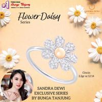 Sandra Dewi Gold Ring ''Flower Daisy Series'' BUNGA TANJUNG GOLD