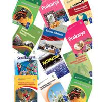 Buku Paket K13 Kelas 9 Inggris, PKN, MTK, IPA Sem. 1&2, Prakarya Sem.