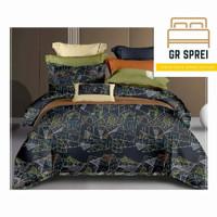 Sprei katun jepang ori set bedcover Ukuran 90x200 T 30cm