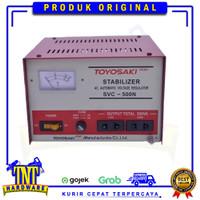 Stabilizer SVC-500N Toyosaki 500 Watt ( Listrik Stabil 220V ) 500W