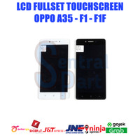 LCD OPPO A35 / F1 / F1F FULLSET OEM CONTRAS MAIN GRADE AAA