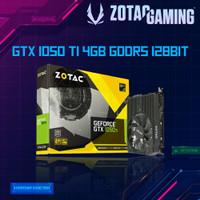 ZOTAC GeForce GTX 1050 Ti 4GB DDR5 - MINI
