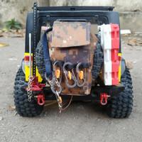 Tas ban serep toolkit RC Adventure SCX10 MN86