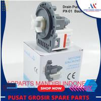 Motor drain pump mesin cuci universal
