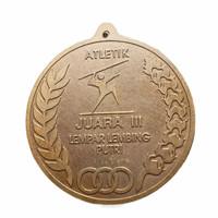 Medali Olahraga Atletik Porda
