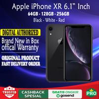 Apple iPhone XR 64GB | 128GB | 256GB | IBOX Garansi Resmi Indonesia