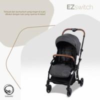 Stroller Babyelle Ez Switch S523 Rs / Kereta Dorong Bayi Baby Elle -