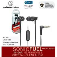 AUDIO TECHNICA ATH-CLR100is Earphone