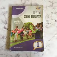 Buku Seni Budaya Kelas 7/VII SMP/MTs K13 - Erlangga