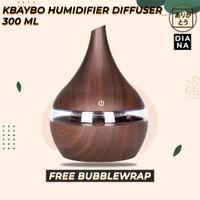 KBAYBO Humidifier Aromaterapi Aroma Difuser Diffuser TANPA REMOTE